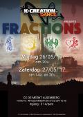 K-CREATION SHOW 2017 : FRACTIONS